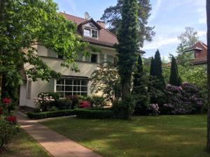 Vermietung Villa Berlin Dahlem